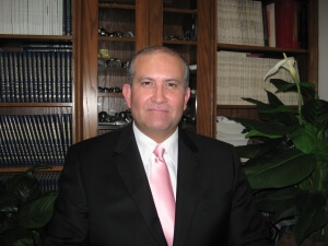 Dr. Jose Cobos, Orthopedic Surgeon and Partner-in-Care to Harlingen Medical Center